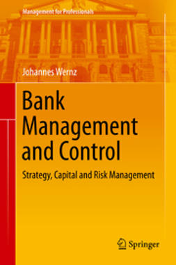 Wernz, Johannes - Bank Management and Control, ebook