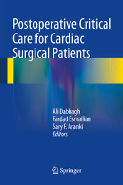 Dabbagh, Ali - Postoperative Critical Care for Cardiac Surgical Patients, e-kirja