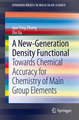 Zhang, Igor Ying - A New-Generation Density Functional, ebook