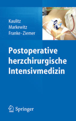 Kaulitz, R. - Postoperative herzchirurgische Intensivmedizin, ebook