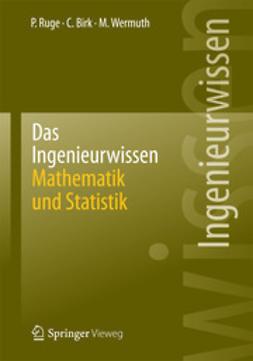 Ruge, Peter - Das Ingenieurwissen: Mathematik und Statistik, ebook