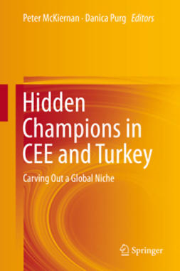 McKiernan, Peter - Hidden Champions in CEE and Turkey, ebook