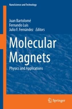 Bartolomé, Juan - Molecular Magnets, ebook