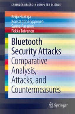 Haataja, Keijo - Bluetooth Security Attacks, ebook