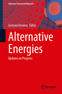 Ferreira, Germán - Alternative Energies, e-kirja