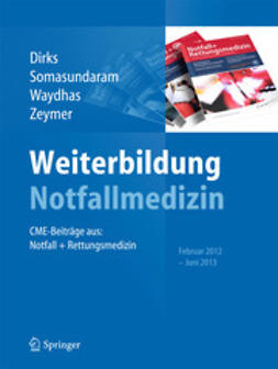 Dirks, B. - Weiterbildung Notfallmedizin, ebook