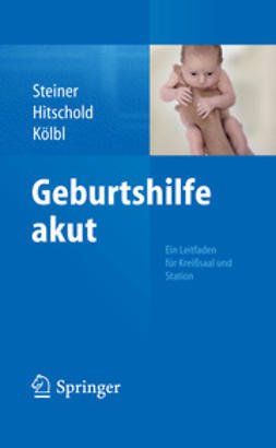 Steiner, Eric - Geburtshilfe akut, ebook