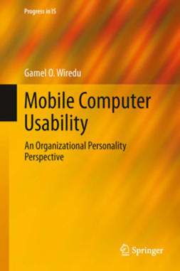 Wiredu, Gamel O. - Mobile Computer Usability, ebook