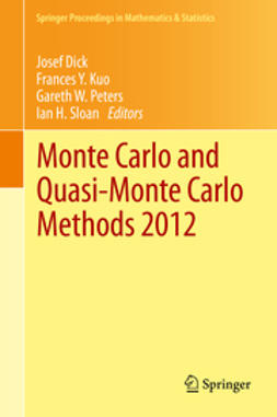 Dick, Josef - Monte Carlo and Quasi-Monte Carlo Methods 2012, ebook