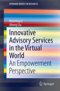 Li, Manning - Innovative Advisory Services in the Virtual World, ebook