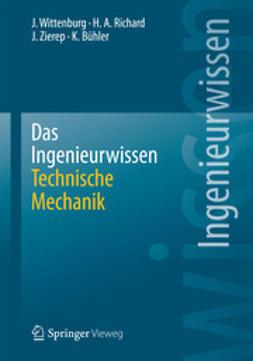 Wittenburg, Jens - Das Ingenieurwissen: Technische Mechanik, ebook