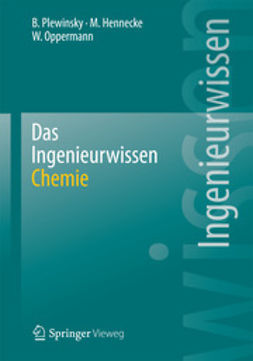 Plewinsky, Bodo - Das Ingenieurwissen: Chemie, ebook