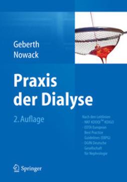 Geberth, Steffen - Praxis der Dialyse, ebook