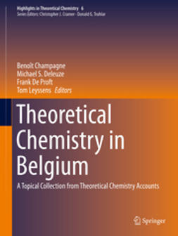 Champagne, Benoît - Theoretical Chemistry in Belgium, ebook