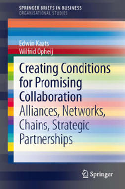 Kaats, Edwin - Creating Conditions for Promising Collaboration, ebook