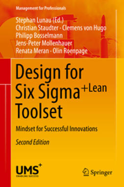 Lunau, Stephan - Design for Six Sigma + LeanToolset, ebook