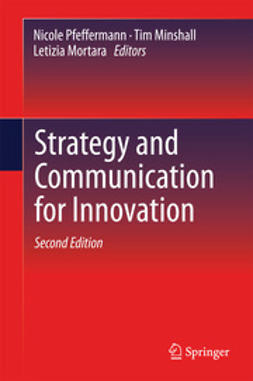 Pfeffermann, Nicole - Strategy and Communication for Innovation, ebook