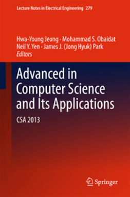 Jeong, Hwa Young - Advanced in Computer Science and its Applications, ebook