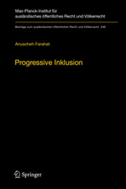 Farahat, Anuscheh - Progressive Inklusion, ebook