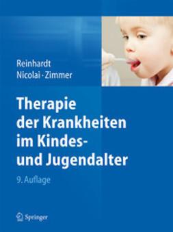 Reinhardt, Dietrich - Therapie der Krankheiten im Kindes- und Jugendalter, e-bok