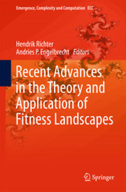 Richter, Hendrik - Recent Advances in the Theory and Application of Fitness Landscapes, e-kirja