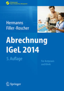 Hermanns, Peter M - Abrechnung IGeL 2014, ebook