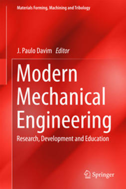 Davim, J. Paulo - Modern Mechanical Engineering, e-kirja