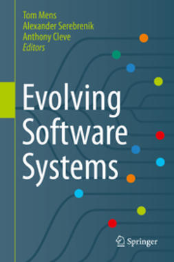 Mens, Tom - Evolving Software Systems, ebook