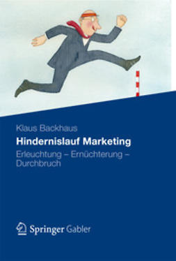 Backhaus, Klaus - Hindernislauf Marketing, ebook