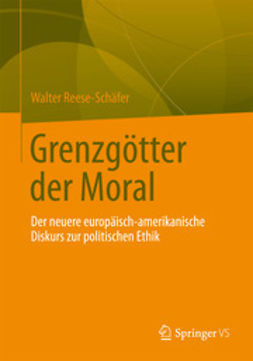 Reese-Schäfer, Walter - Grenzgötter der Moral, ebook