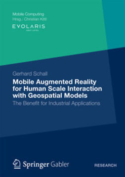 Schall, Gerhard - Mobile Augmented Reality for Human Scale Interaction with Geospatial Models, ebook
