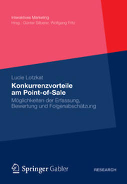 Lotzkat, Lucie - Konkurrenzvorteile am Point-of-Sale, ebook