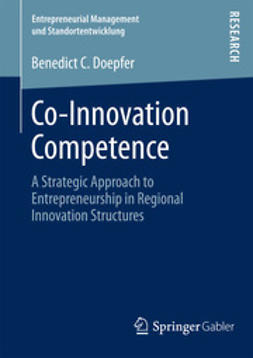 Doepfer, Benedict C. - Co-Innovation Competence, ebook