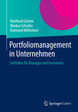 Grimm, Reinhard - Portfoliomanagement in Unternehmen, ebook