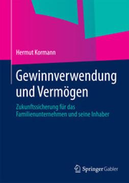 Kormann, Hermut - Gewinnverwendung und Vermögen, ebook