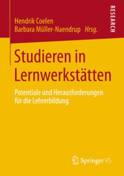Coelen, Hendrik - Studieren in Lernwerkstätten, ebook