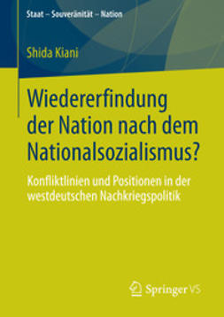 Kiani, Shida - Wiedererfindung der Nation nach dem Nationalsozialismus?, ebook