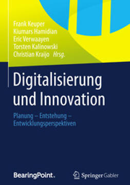 Keuper, Frank - Digitalisierung und Innovation, ebook