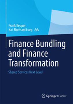 Keuper, Frank - Finance Bundling and Finance Transformation, ebook