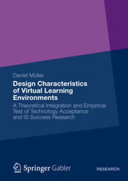 Müller, Daniel - Design Characteristics of Virtual Learning Environments, ebook