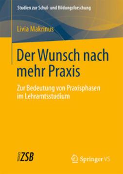Makrinus, Livia - Der Wunsch nach mehr Praxis, e-bok
