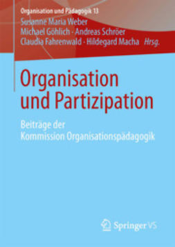 Weber, Susanne Maria - Organisation und Partizipation, ebook