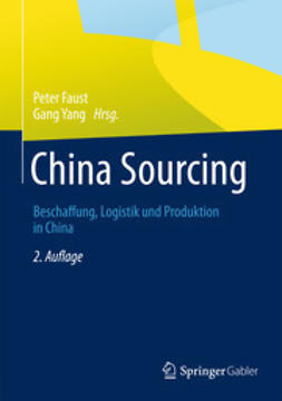 Faust, Peter - China Sourcing, e-bok