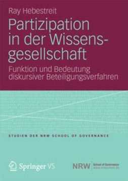 Hebestreit, Ray - Partizipation in der Wissensgesellschaft, ebook