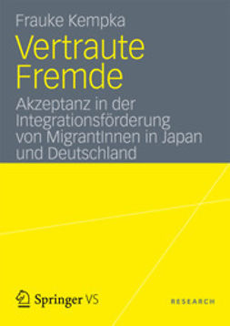 Kempka, Frauke - Vertraute Fremde, ebook