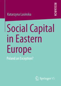 Lasinska, Katarzyna - Social Capital in Eastern Europe, e-bok