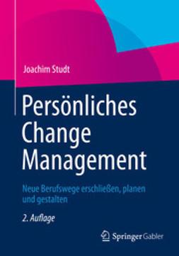 Studt, Joachim - Persönliches Change Management, ebook
