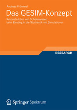 Prömmel, Andreas - Das GESIM-Konzept, e-kirja