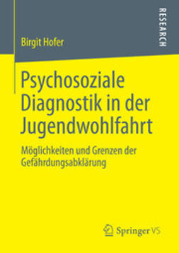 Hofer, Birgit - Psychosoziale Diagnostik in der Jugendwohlfahrt, ebook