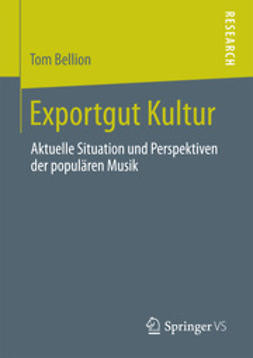 Bellion, Tom - Exportgut Kultur, ebook